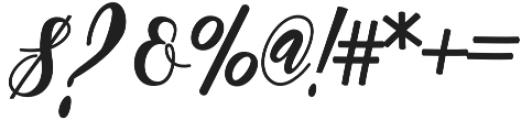 Antelope otf (400) Font OTHER CHARS