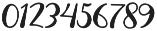 Anthony 2 Regular otf (400) Font OTHER CHARS