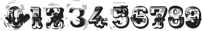 AntiRomantic OT SmallCaps otf (400) Font OTHER CHARS