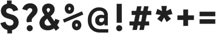 Antikor Text ExtraBold otf (700) Font OTHER CHARS