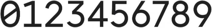 Antikor Text Medium otf (500) Font OTHER CHARS