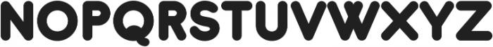Antipasto Pro ExtraBold ttf (700) Font UPPERCASE