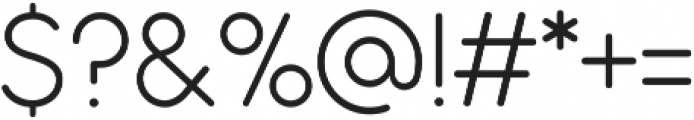 Antipasto Pro Light ttf (300) Font OTHER CHARS