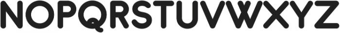 Antipasto Pro ttf (700) Font UPPERCASE