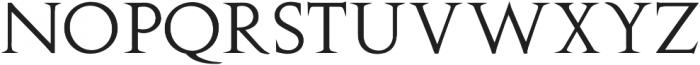 Antiqua otf (400) Font UPPERCASE