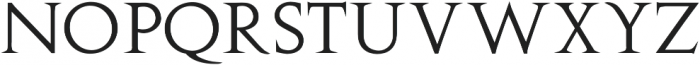Antiqua otf (400) Font LOWERCASE