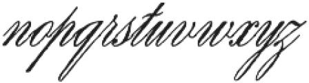 Antique Spenserian Ornamented otf (400) Font LOWERCASE