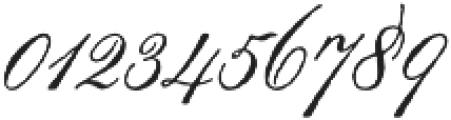 Antique Spenserian Standard otf (400) Font OTHER CHARS