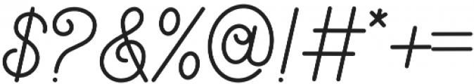 Antiqueline Regular otf (400) Font OTHER CHARS