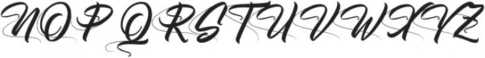 Antishbusy ttf (400) Font UPPERCASE