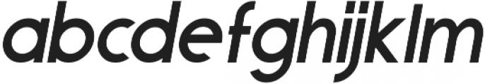 Antown otf (400) Font LOWERCASE