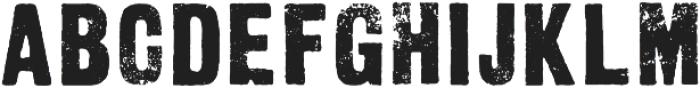 Anvil otf (400) Font UPPERCASE