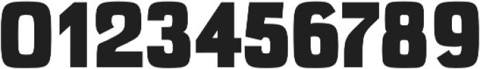 Anzil Black otf (900) Font OTHER CHARS