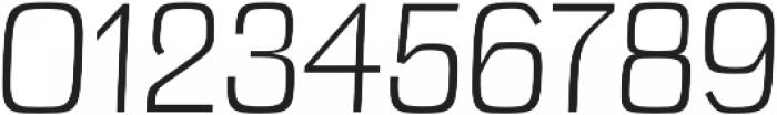 Anzil Light otf (300) Font OTHER CHARS