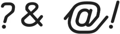 antre Regular otf (400) Font OTHER CHARS