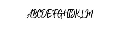 Andhibath Font UPPERCASE