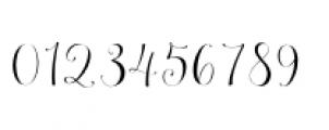 Annabella Regular Font OTHER CHARS