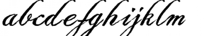 Annabella Font LOWERCASE