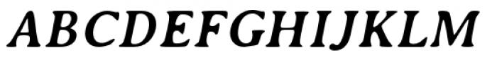 Annexxus Italic Font UPPERCASE