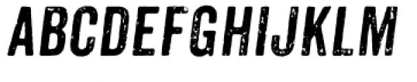 Anodyne Italic Font LOWERCASE