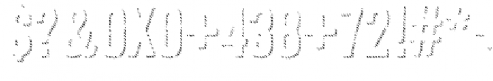 Anodyne Shadow Font OTHER CHARS