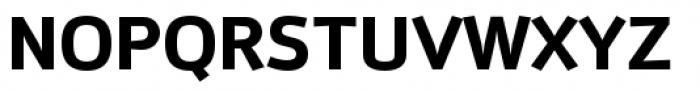Anomoly Bold Font UPPERCASE