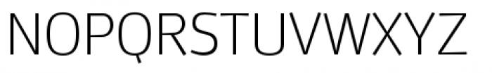 Anomoly Light Font UPPERCASE