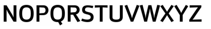 Anomoly Medium Font UPPERCASE