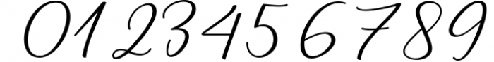 Andella Script Font OTHER CHARS
