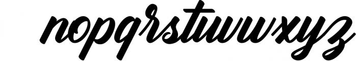 Antonellie Hand Lettered Script 1 Font LOWERCASE