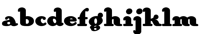 AnAkronism Font LOWERCASE