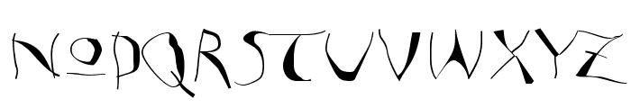 AnAlphaBetIsmXtreme Font UPPERCASE