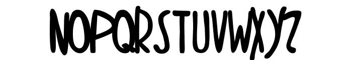 Anak Anak Font UPPERCASE