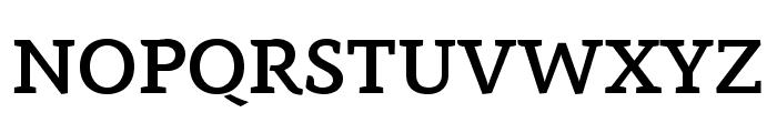 AnaphoraTrial-Medium Font UPPERCASE