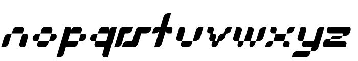 Anasthesia Italic Font LOWERCASE
