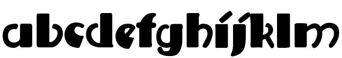 AnatoleFranceiFNormal Font LOWERCASE