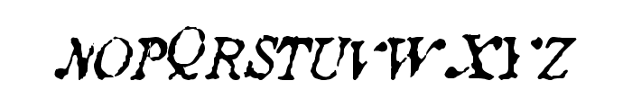AncientStory Font LOWERCASE