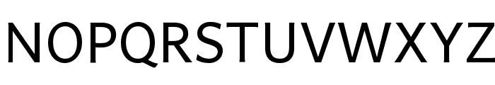 Andika Basic Font UPPERCASE