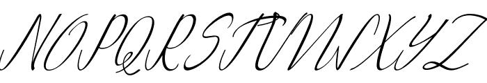 Andrea Font UPPERCASE