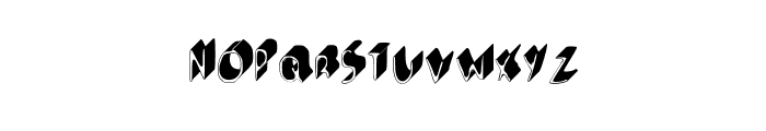 AndreaFont Medium Font LOWERCASE