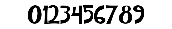 AndreaKarimeNormal Font OTHER CHARS