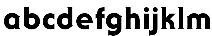 AndroclesOpti-Heavy Font LOWERCASE
