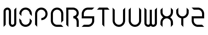 Android Insomnia Regular Font UPPERCASE