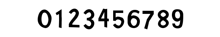 AndromedaSL Font OTHER CHARS