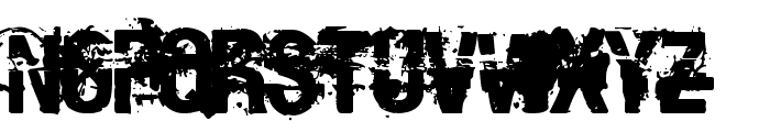Andy Dufresne Font LOWERCASE