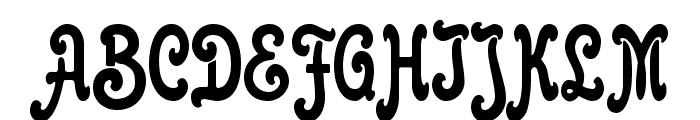 Anfisa Grotesk Font UPPERCASE