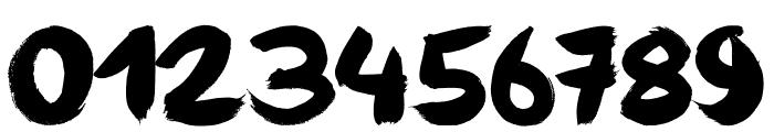 Angel Brotxa Regular Font OTHER CHARS