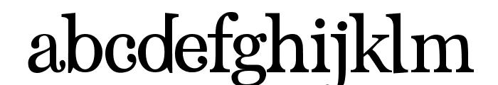 Angelic Serif Font LOWERCASE