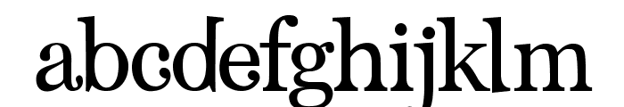 AngelicSerif Font LOWERCASE