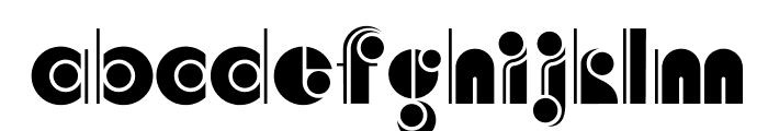 AngelicaCP Font UPPERCASE